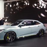 Stand de Honda en el Salón de Ginebra - Civic led