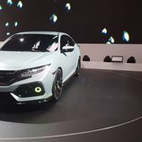 Stand de Honda en el Salón de Ginebra - Civic capo
