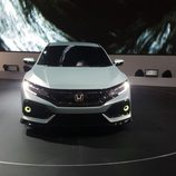 Stand de Honda en el Salón de Ginebra - HR-V focos