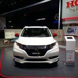 Stand de Honda en el Salón de Ginebra - HR-V blanco