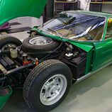 Lamborghini Miura SV 1971 - Restauración