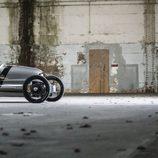 Morgan EV3 2016 - side