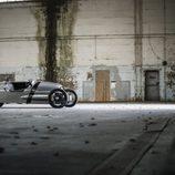 Morgan EV3 2016 - lateral
