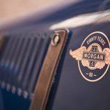 Morgan 4/4 80th anniversary - logo