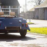 Morgan 4/4 80th anniversary - rear