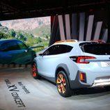 Subaru XV Concept 2016 - tintados