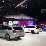 Subaru en Ginebra 2016 - stand