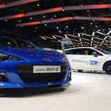 Subaru BRZ 2016 - ginebra
