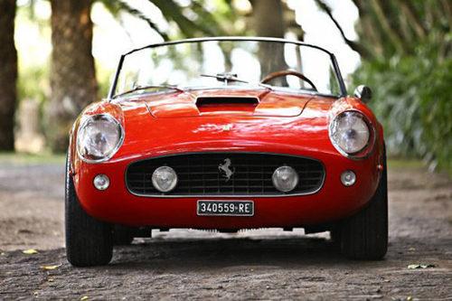 Ferrari 250 GT SWB California Spyder 1961 Amelia Island