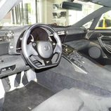 Lexus LFA Nurburgring Edition 2012 - volante
