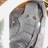Lexus LFA Nurburgring Edition 2012 - asientos