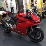 Ducati 959 Panigale - show