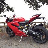 Ducati 959 Panigale - rear
