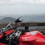 Ducati 959 Panigale - depósito