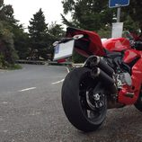 Ducati 959 Panigale - rear view