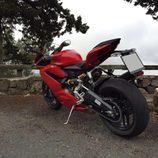 Ducati 959 Panigale - ride