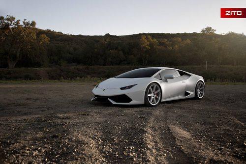 Lamborghini Huracan LP610-4 Zito Wheels - galería