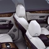 Bentley Bentayga Firs Edition 2016 - interior