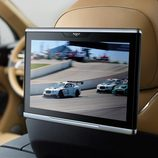 Bentley Bentayga Firs Edition 2016 - pantallas