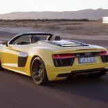 Audi R8 Spyder 2016 - trasera