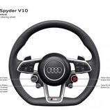 Audi R8 Spyder 2016 - volante