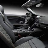 Audi R8 Spyder 2016 - asientos
