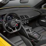 Audi R8 Spyder 2016 - salpicadero