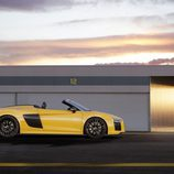 Audi R8 Spyder 2016 - lateral