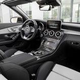 Mercedes-AMG C 63 Cabriolet 2016 - interior