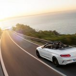 Mercedes-AMG C 63 Cabriolet 2016 - carretera
