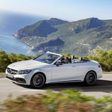 Mercedes-AMG C 63 Cabriolet 2016 - lateral