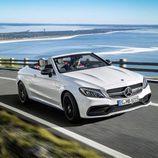 Mercedes-AMG C 63 Cabriolet 2016 - parrila