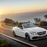 Mercedes-AMG C 63 Cabriolet 2016 - estrella
