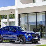 Mercedes-Benz GLC Coupé 2016 - frontal