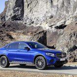 Mercedes-Benz GLC Coupé 2016 - azul