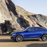 Mercedes-Benz GLC Coupé 2016 - lateral