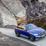 Mercedes-Benz GLC Coupé 2016 - capo