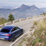 Mercedes-Benz GLC Coupé 2016 - cristal
