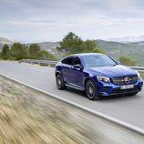 Mercedes-Benz GLC Coupé 2016 - carretera