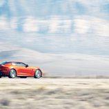Jaguar F-Type SVR Coupe - perfil