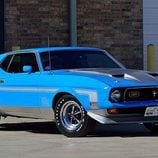 Mecum Spring Classic 2016 - Ford Mustang Mach 1 Fastback 1971