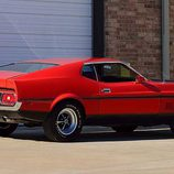 Mecum Spring Classic 2016 - Ford Mustang Mach 1 Fastback 1971 rear