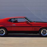 Mecum Spring Classic 2016 - Ford Mustang Mach 1 Fastback 1971 side