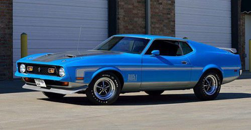 Mecum Spring Classic 2016 - Ford Mustang Mach