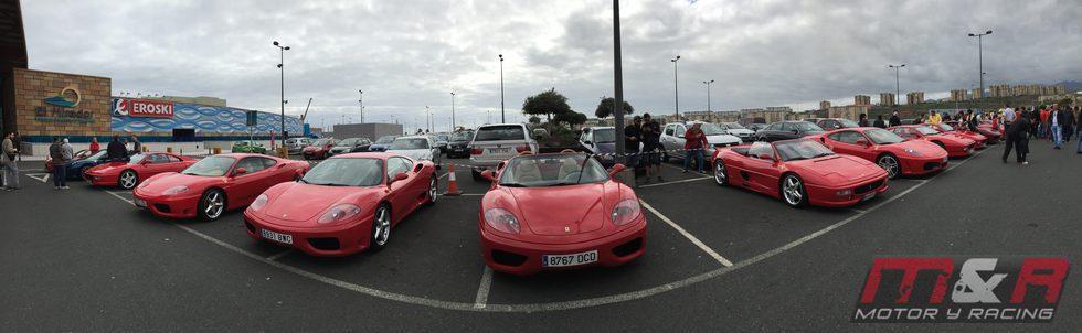 I Encuentro Ferrari España en Canarias 2016 - Gran Canaria