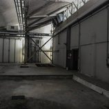 Fábrica abandonada Bugatti Campogalliano - rincón nave principal