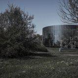 Fábrica abandonada Bugatti Campogalliano - cilindro
