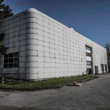 Fábrica abandonada Bugatti Campogalliano - cuerpo exterior