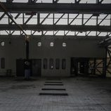Fábrica abandonada Bugatti Campogalliano - puestos montaje