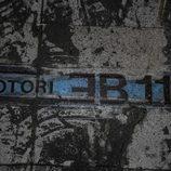 Fábrica abandonada Bugatti Campogalliano - EB110